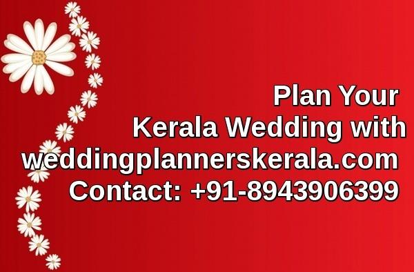 Kerala Wedding Planners Ernakulam