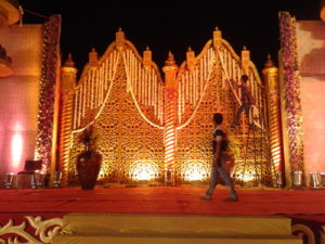 Wedding Stage Decorators Ernakulam