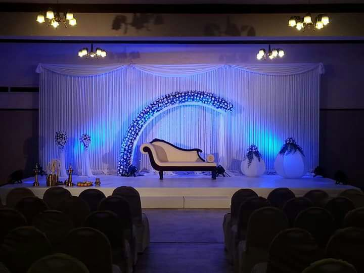 Wedding Stage Decoration Kochi