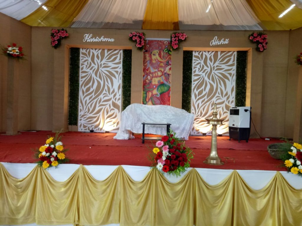Wedding Stage Decoration Kochi Ernakulam