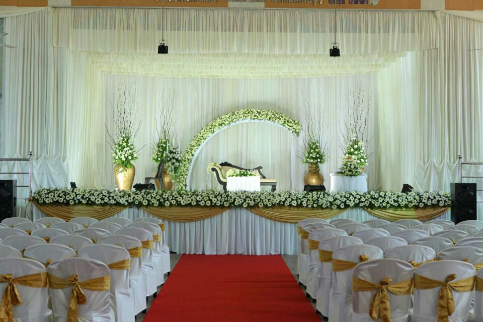 Wedding Stage Decoration Imperial