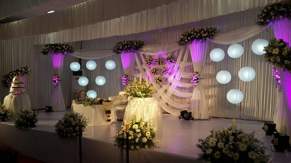 Muslim Wedding Stage Decoration Thejus Hall Ernakulam Kochi