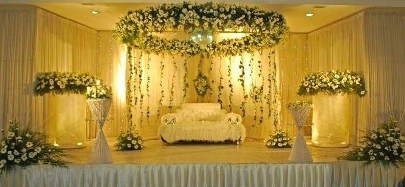 Wedding stage decoration ernakulam kochi images with pricing marriage hall decoration nss hall ernakulam junglespirit Choice Image