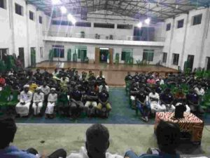 Edayappuram Juma Masjid Auditorium
