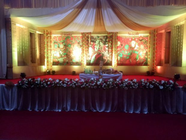 Wedding Stage Decoration in Ernakulam Tripunithura Kochi