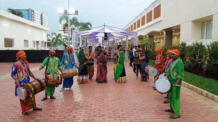 Punjabi Dhol player in Kerala