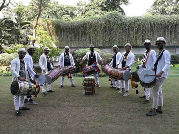 Orginal Punjabi Dhol band in Kochi Kerala