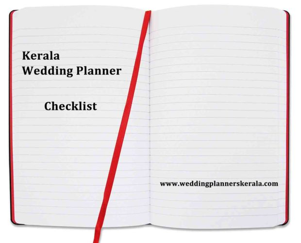 kerala wedding planner checklist wedding stage decorator kerala
