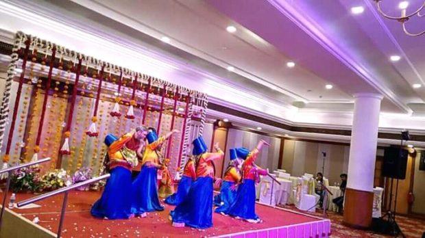 Duffu Muttu for Muslim Wedding
