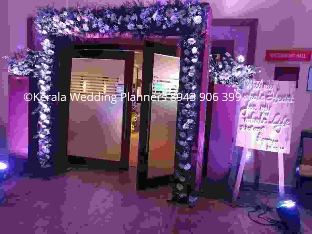 Wedding Entrance for Christian Wedding