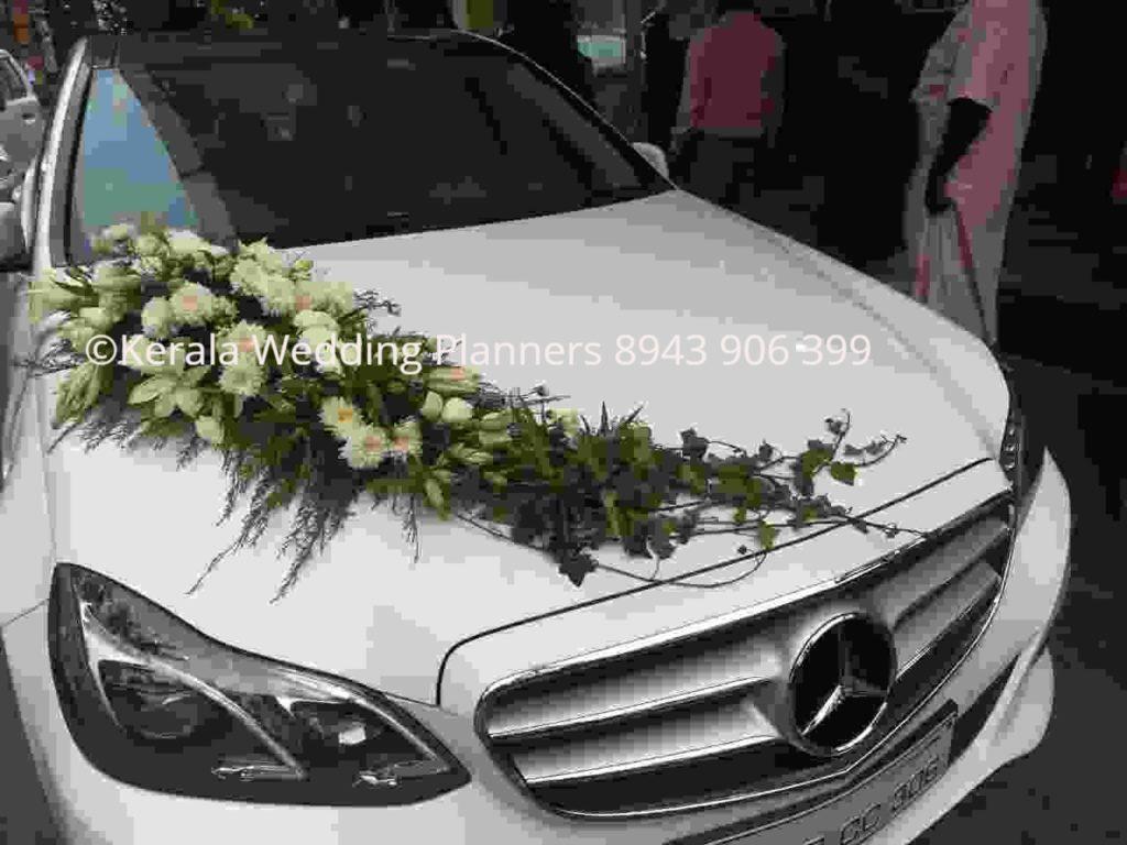 Car Decoration for Wedding Ph: 8943 906 399