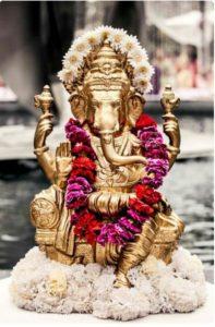Ganapati Idol Kerala Hindu Wedding Rituals