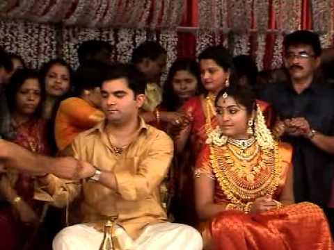nair wedding Rituals Kerala